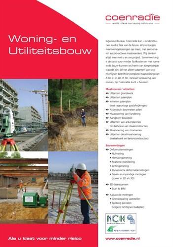 Ingenieursbureau Coenradie Meetwerkoplossingen Voor Woning En Utiliteitsbouw 01
