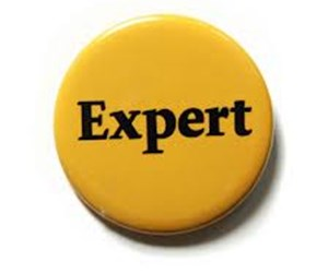 expert aan het woord