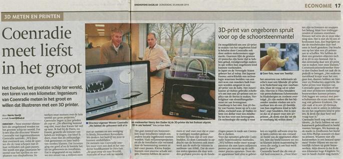 Coenradie Eindhovens Dagblad