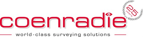 25 jaar Coenradie World Class Surveying Solutions