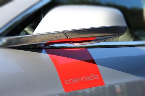 Tesla Model S Coenradie
