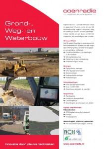 Coenradie Grondbouw Wegbouw Waterbouw