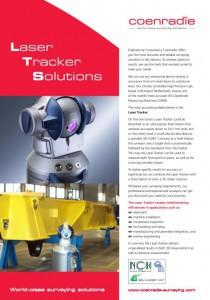 Coenradie Laser Tracker