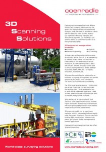 Coenradie 3D Scanning