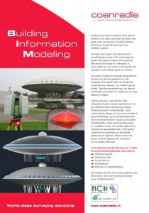 Coenradie BIM Building Information Modeling