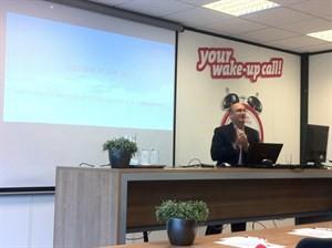 Coenradie Contactdag 2012