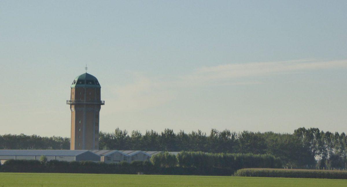 Watertoren Dongen