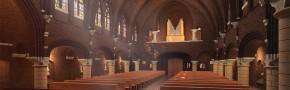 Bernadettekerk Coenradie Visualisatie