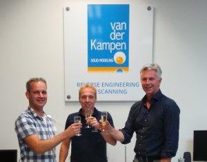 VanderKampen Solid Modeling Coenradie Team