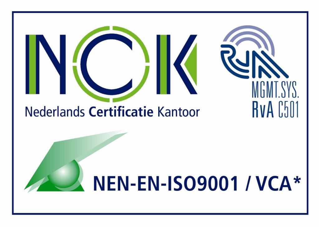 Coenradie ISO VCA NCK