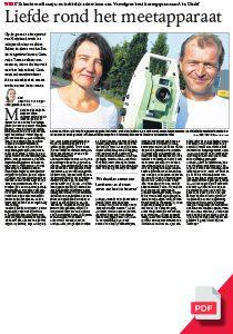 Artikel BN De Stem Arthur en Arina Suiker Coenradie Publicaties