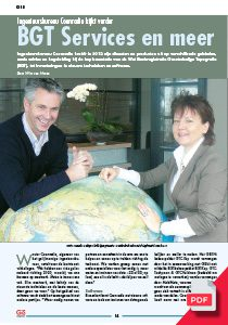Coenradie Publicaties GIS Magazine