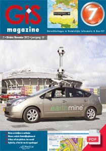 Coenradie Publicaties GIS Magazine 2012