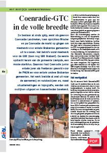 Geo Informatie Nederland - Artikel Coenradie Publicaties