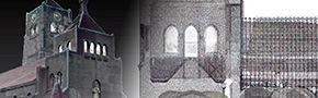 Showcase - Orthophoto Ingenieursbureau Coenradie 3D laserscannen