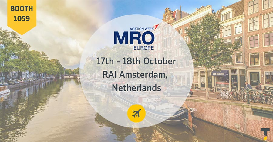 Coenradie Third Dimension GapGun RAI Amsterdam MRO Beurs