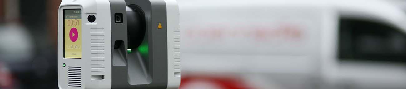 Leica Geosystems RTC360 Laserscanner